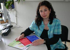 Fischer, Mitarbeiterin des Allgemeinen Sozialen Dienstes beim Landratsamt Altenburger Land (Foto: LRA)