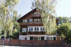 Kindergarten - Holzhaus