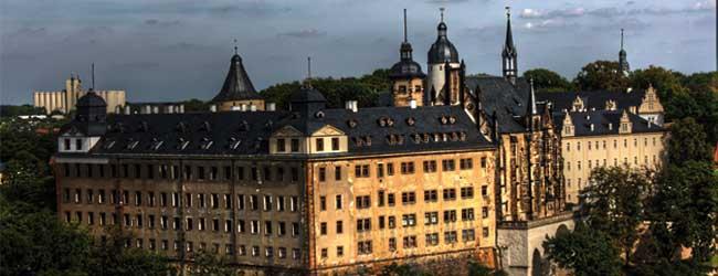 Residenzschloss Altenburg (Foto: der uNi)