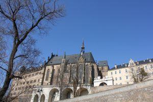 Altenburger Residenzschloss (Foto: der uNi)