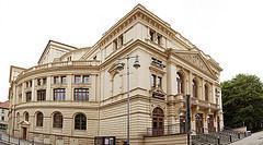 Landestheater Altenburg. (Foto: Stephan Walzl)