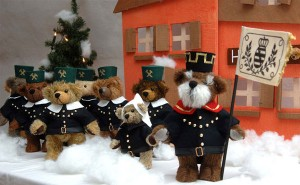 Bärenstarke Weihnachtsausstellung im Schloss (Foto: privat)