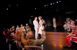 Bluthochzeit - Lyrische Tragödie von Federico García Lorca @ Landestheater Altenburg | Altenburg | Thüringen | Deutschland