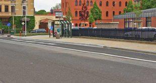 Busspur in der Kanalstraße instand gesetzt (Foto: Silke Arnold)