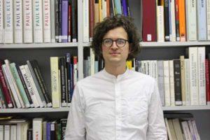 Das Lindenau-Museum Altenburg hat  – Dr. Benjamin Rux ist seit wenigen Tagen neuer wissenschaftlichen Mitarbeiter im Lindenau-Museum (Foto: privat)