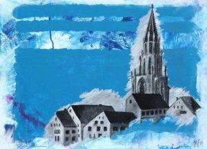 Der Konstanzer Münster von Anett Hoffmann