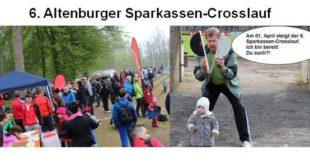 6. Altenburger Sparkassen-Crosslauf (Foto/Bild: Torsten Rist)
