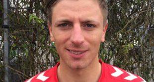 ZFC verpflichtet Ex-U20-Nationalmannschaftskapitän Polens Gracjan Horoszkiewicz (Foto: ZFC Meuselwitz)