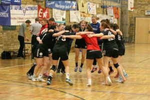 Handball-Frauen im Pokalfinale! (Foto: SV Aufbau Altenburg)