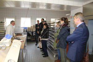 Unter anderem beteiligte sich die Bäckerei und Konditorei Möbius am Aktionstag. (Foto: Carsten Rebenack)