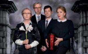 Bestatten! Fröhlich! mit den academixern (Foto: Agentur)