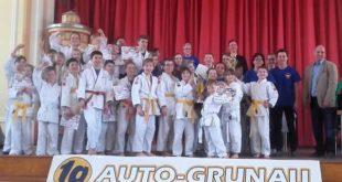 JSV Rositz belegt den 1.Platz beim GRUNAU - CUP (Foto: privat)