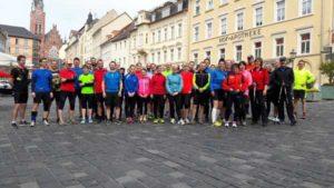 Über 50 Läufer absolvierten erfolgreich den Schnupperlauf 2017(Foto: Torsten Rist)