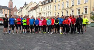 Über 50 Läufer absolvierten erfolgreich den Schnupperlauf (Foto: Torsten Rist)