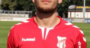 Francesco Lubsch verlängert beim ZFC (Foto: ZFC Meuselwitz)