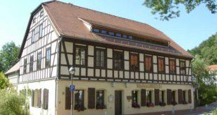 Knopfmuseum Schmölln (Foto: Stadtverwaltung Schmölln)