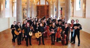 Landesjugendzupforchester Thüringen hören sie am Freitag, dem 18. August 2017 um 20.00 Uhr im Festsaal des Residenz- schlosses Altenburg (Foto: Pierre Kamin)