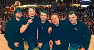 Die NotenDealer im Konzert (Foto: privat)