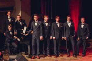 Octavians (A Cappella): Minuten aus Jahrhunderten von Bach bis Beatles (Foto: privat)