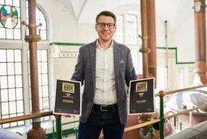 Medaillenregen für die Altenburger Brauerei - Gold und Bronze bei den World Beer Awards