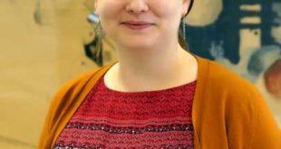 Katharina Schenk, die neue persönliche Referentin des Oberbürgermeisters. (Foto: Ronny Seifarth)