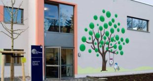 Evangelische Lukas-Stiftung Altenburg weiht Neubau der psychiatrischen Tagesklinik für Kinder und Jugendliche ein (Foto: grieger agentur für nachhaltige unternehmenskommunikation)
