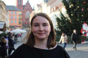 Katharina Schenk - Bürgermeisterkandidatin 2018 für die SPD (Foto: SPD)