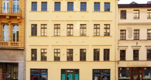 Das Gebäude in exponierter Lage ist an einen Investor verkauft worden. (Foto: Ronny Seifarth)