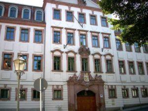 Amtsgericht Altenburg (Foto: privat)