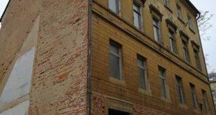 Wohngebäude Zeitzer Straße 4 wird abgerissen (Foto: ABG-Info)