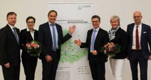 Gremien der Metropolregion Mitteldeutschland sind neu besetzt (Foto: Metropolregion Mitteldeutschland)
