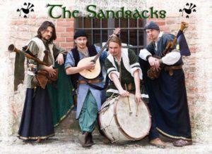 The Sandsacks (Foto: COEX Veranstaltungs GmbH & Co.KG)