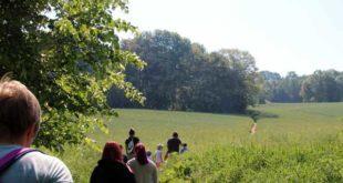 Familienwandertag bei den Johannitern in Altenburg-Nord (Foto: Cornelia Nöske)