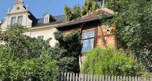 Gartenhaus am Schloss (Foto: Silke Arnold)