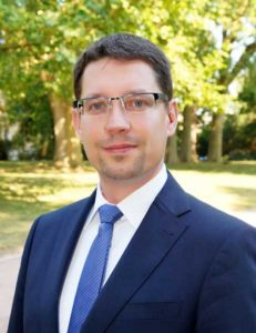André Neumann - Oberbürgermeister der Stadt Altenburg (Foto: Stadt Altenburg)