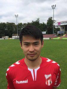 Rintaro Yajima (Foto: ZFC Meuselwitz)