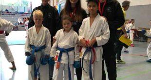 Int. Eichsfeld-Karate-Open 2018 - Sakuras insgesamt 9 x auf dem Siegerpodest(Foto: Sakura Meuselwitz)