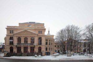 Landestheater Altenburg (Foto: Stephan Walzl)