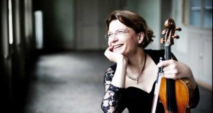 Antje Weithaas (Foto: Giorgia Bertazzi)