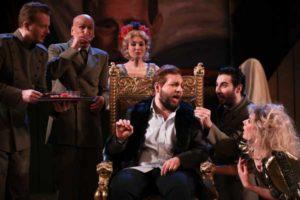 Der Revisor - Komödie von Nikolai Gogol (Foto: Ronny Ristok)