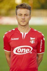 Fabian Stenzel verlängert beim ZFC Meuselwitz (Foto: ZFC Meuselwitz)