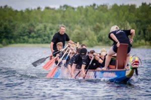 Drachenbootrennen (Foto: Sara Müller)