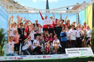 11. Skatstadtmarathon – SV Lerchenberg gewinnt erneut Vereinswertung (Foto: Jora John)