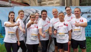 Teilnehmer der Stadtverwaltung Altenburg (Foto: Ronny Seifarth)