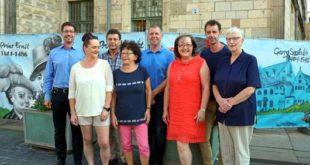 """Die """"Arbeitsgruppe Entwicklung Naherholungsgebiet Großer Teich"""" kam am Dienstag dieser Woche zu ihrer konstituierenden Sitzung zusammen. (Foto: Ronny Seifarth)"""