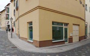 Das Ladengeschäft in der Klostergasse 1 steht für Gründer bereit. (Foto: Ronny Seifarth)
