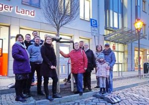 CDU-Stadtratsfraktion spendet Baum für Innenstadt (Foto: CDU)