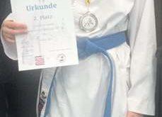Talina Titz, vom SKD Sakura Meuselwitz e.V. nimmt am Deutschen Olympischen Jugendlager Tokio 2020 teil. (Foto: Sakura)