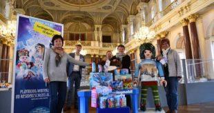 Auslosung PLAYMOBIL Suchspiel Verlosung (Foto: Residenzschloss Altenburg)