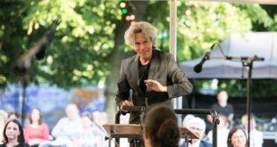 Generalmusikdirektor Laurent Wagner (Foto: Ronny Ristok